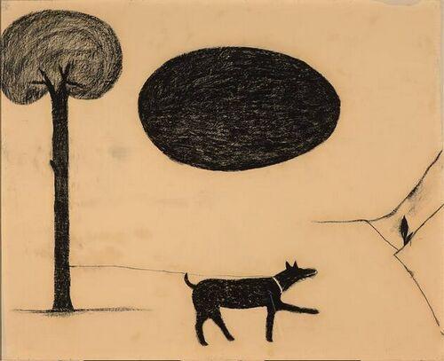 Enzo Cucchi (I) - Disegno minore marchigiano d'Italia