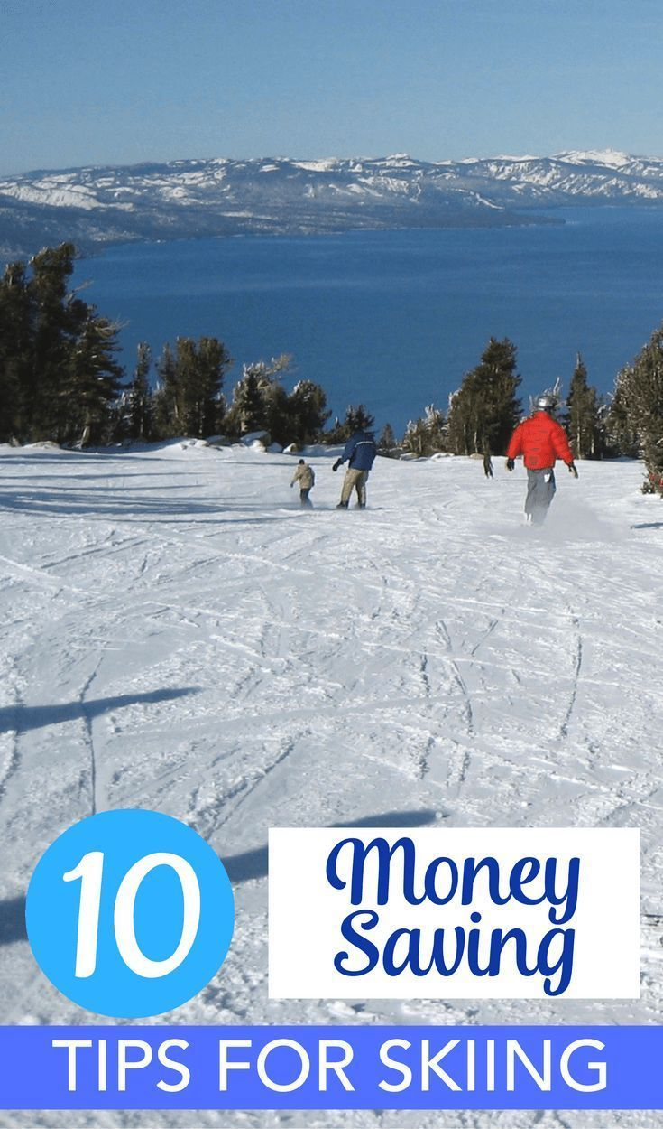 10 Secrets to Saving Money on a Ski Vacation - Trips With Tykes Money Saving Tips for Ski Vacations - Taking a family ski vacation this winter? Stick to your budget and save money with these tips, tricks, and secrets.