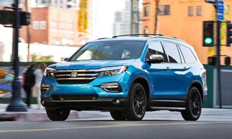 2018 Honda Pilot Review Price Engine Andrej Pinterest Honda