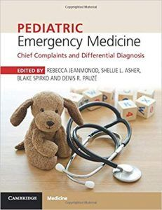 Pediatric Emergency Medicine Chief Complaints and ...