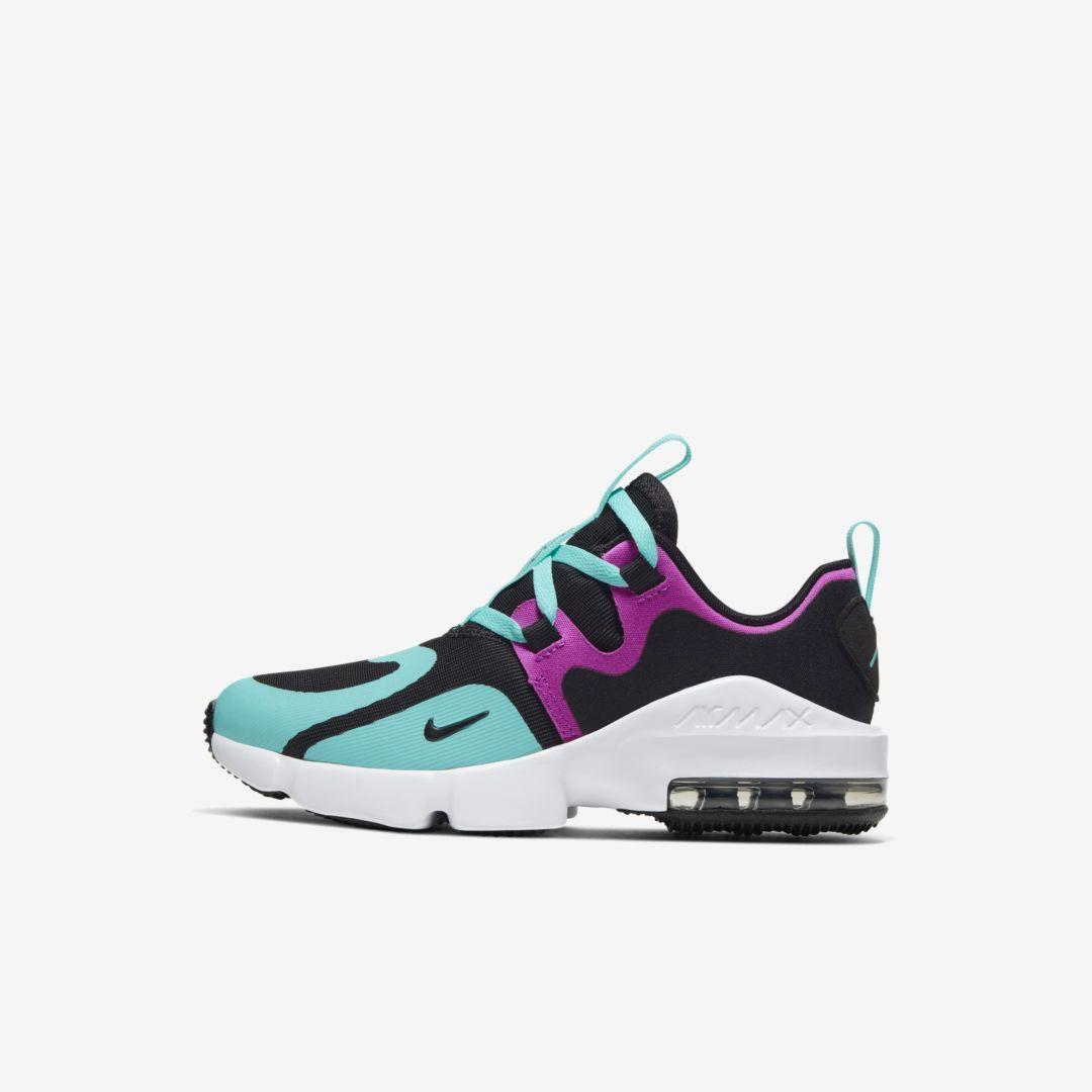 Air Max Infinity Little Kids' Shoe | Nike air max, Nike air