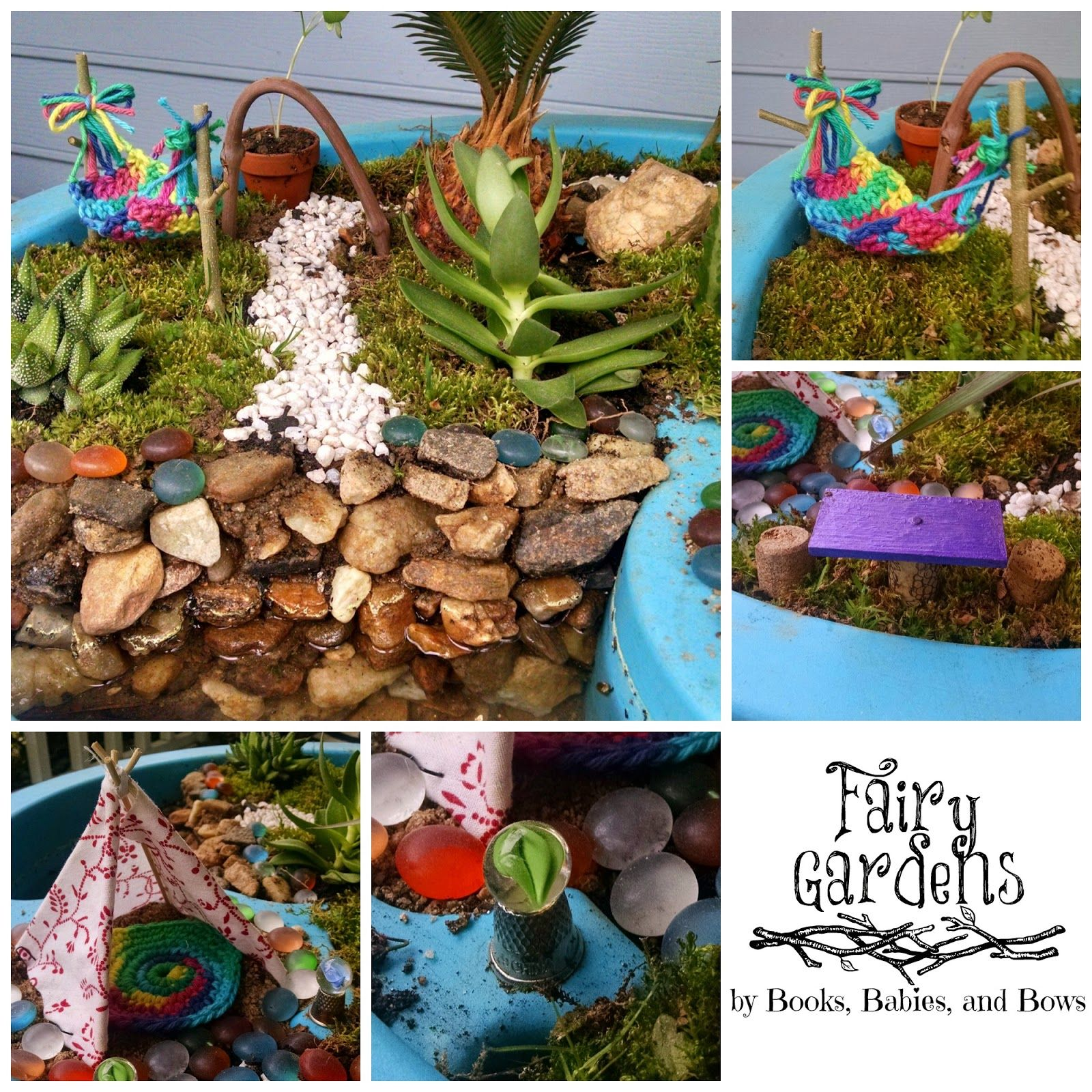 Books Babies And Bows Fairy Gardeners Introducing