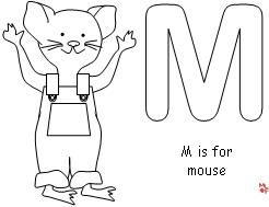 Color Mouse And Use As Prop For If You Give Take A Mouse If You Take A Mouse To The Coloring Page