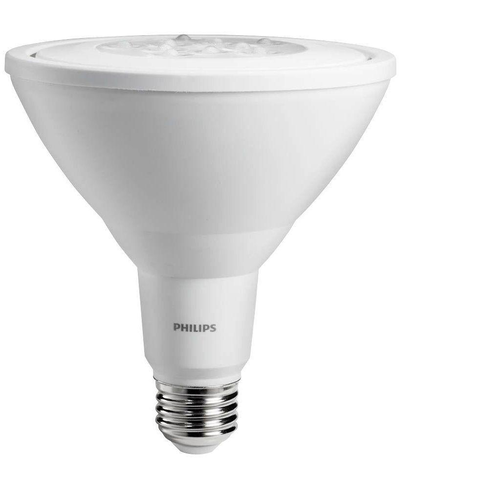 Philips 90W Equivalent Warm White PAR38 NonDimmable