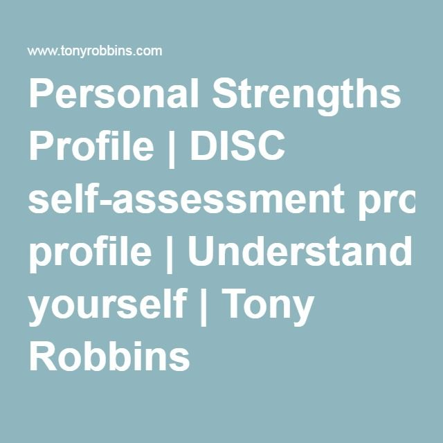 personal strengths