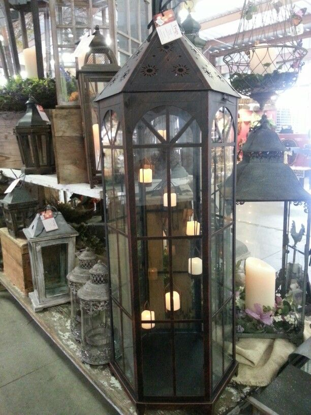 Lantern Large Lantern Decor Candle Lanterns Large Lanterns