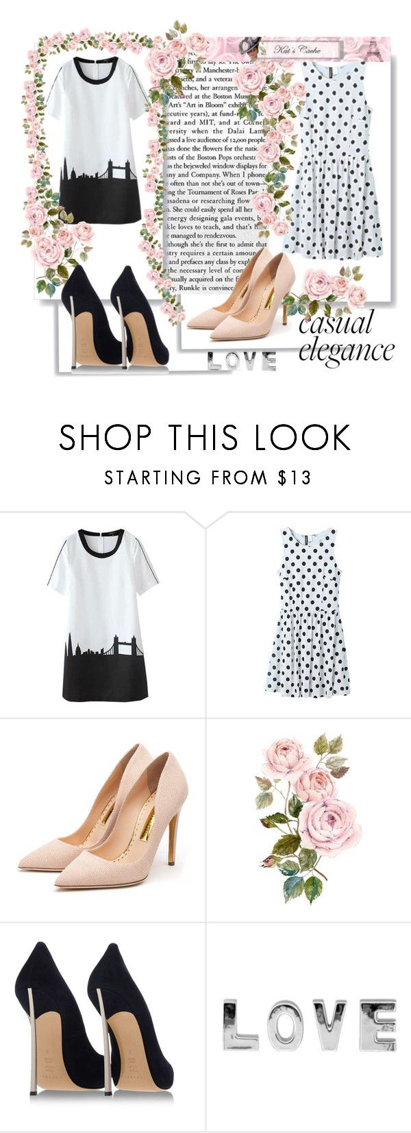 """Beautifulhalo 43"" by denisa-kulanic ❤ liked on Polyvore featuring Rupert Sanderson, Casadei, women's clothing, women, female, woman, misses, juniors, beautifulhalo and bhalo"