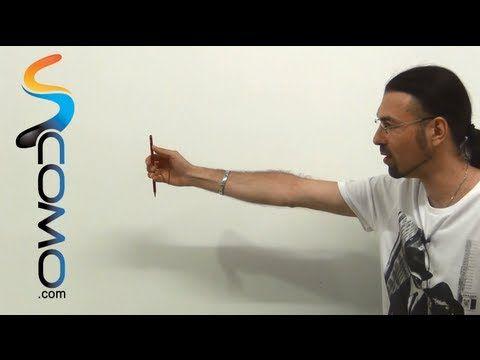 Cómo mantener las proporciones en un dibujo - YouTube
