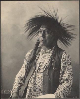 20 - Antoine Moise, Flathead Photos - Native Americans (Rinehart) - Fold3