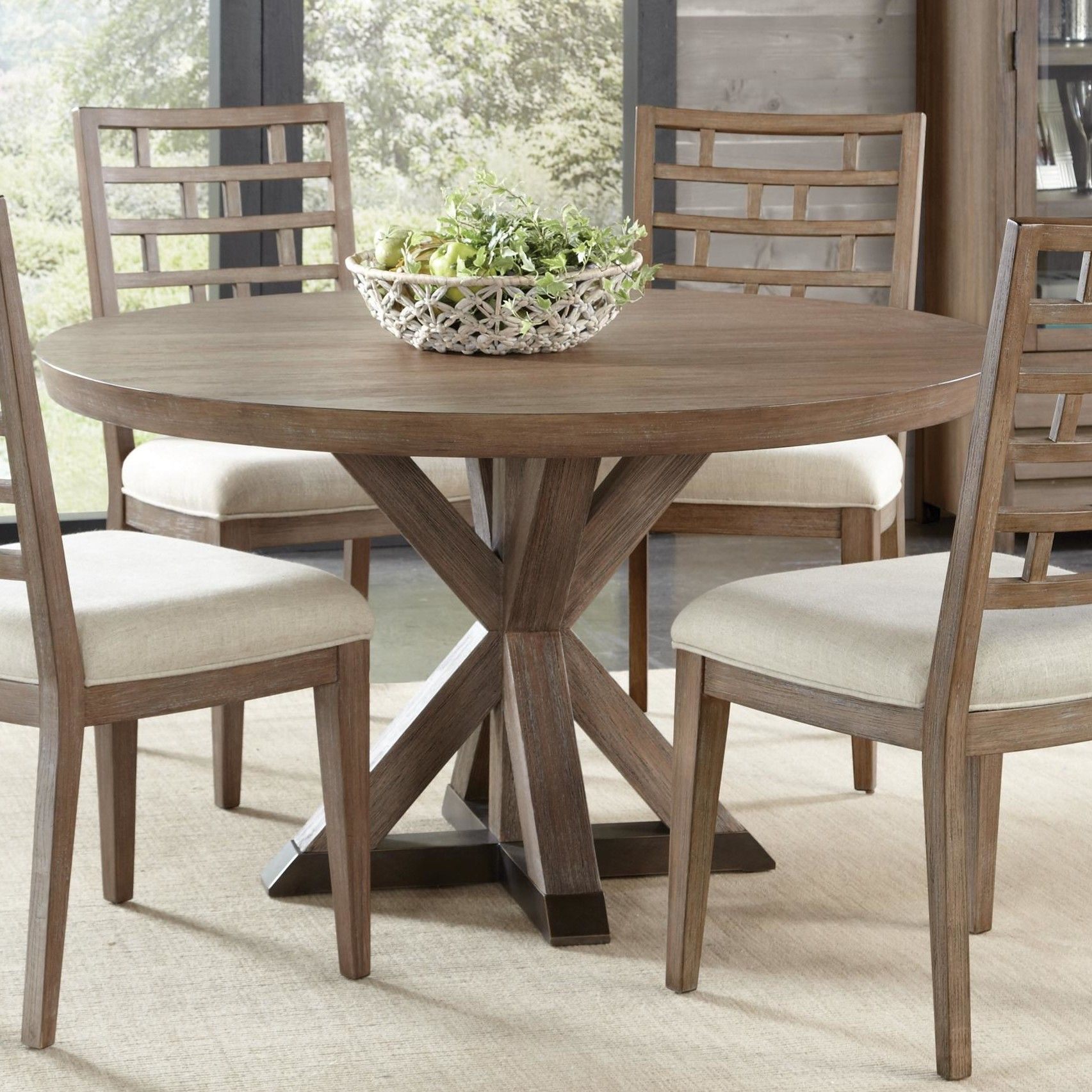 Riverside Furniture Mirabelle Dining Table  Dining table in