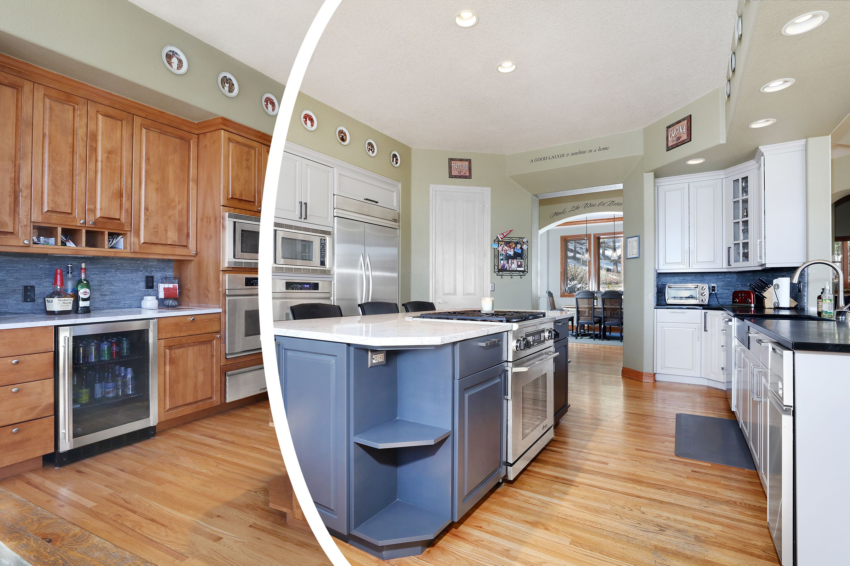 Two Tones Kitchen Cabinets Kitchen Cabinet Colors Kitchen Cabinet Painters Two Tone Kitchen Cabinets