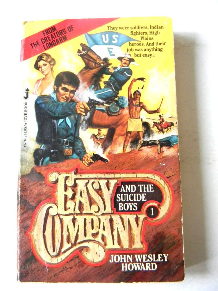 1981 Easy Company And The Suicide Boys by John Wesley Howard