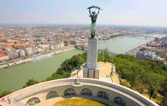 Budapest Citadelle Budapest Budapest Hungary Hungary Travel