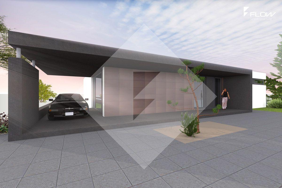 bauhaus bungalow by bungalow moderne architektur pinterest. Black Bedroom Furniture Sets. Home Design Ideas