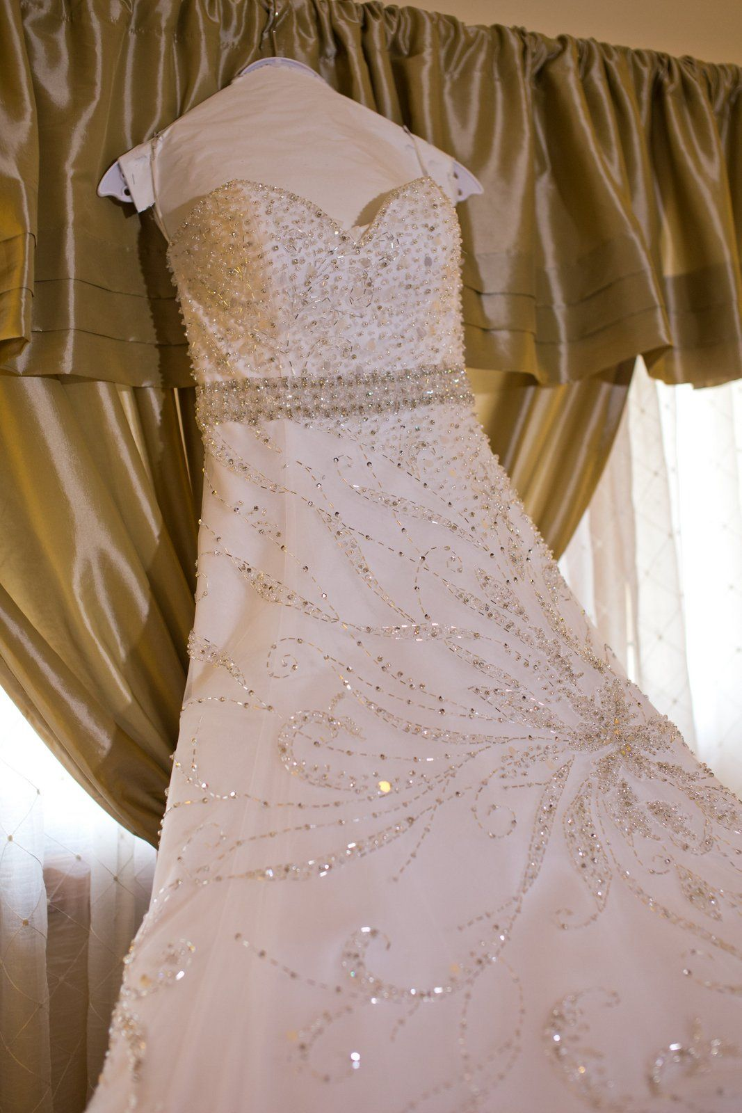 new years eve wedding dress by demitrios from macys