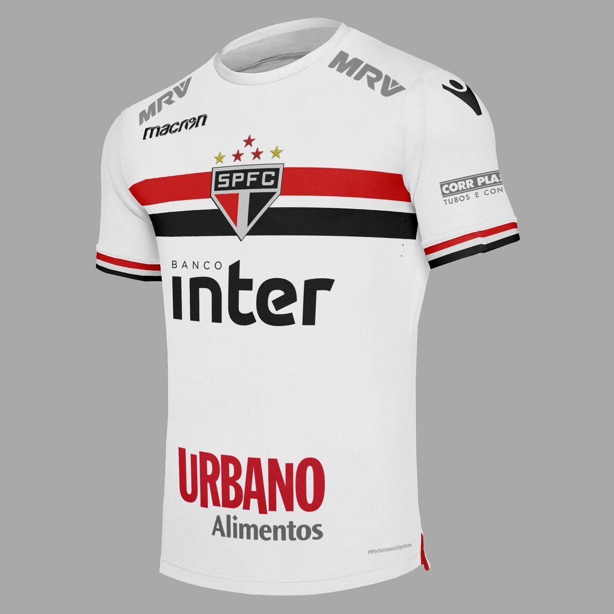 E se fosse assim - São Paulo Futebol Clube (SP) - Show de Camisas ... 6aa83f6e632c2