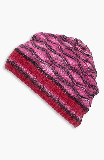 f8206648672 Missoni Mohair Blend Knit Cap available at Nordstrom