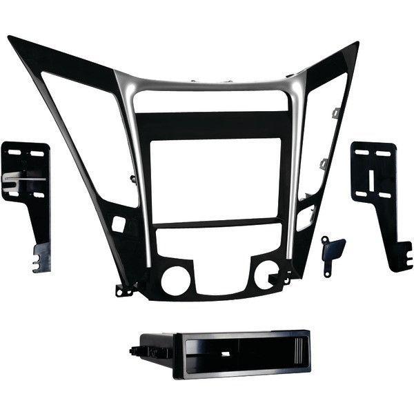 METRA 99-7342 2011 Hyundai(R) Sonata Single- & Double-DIN Installation Kit