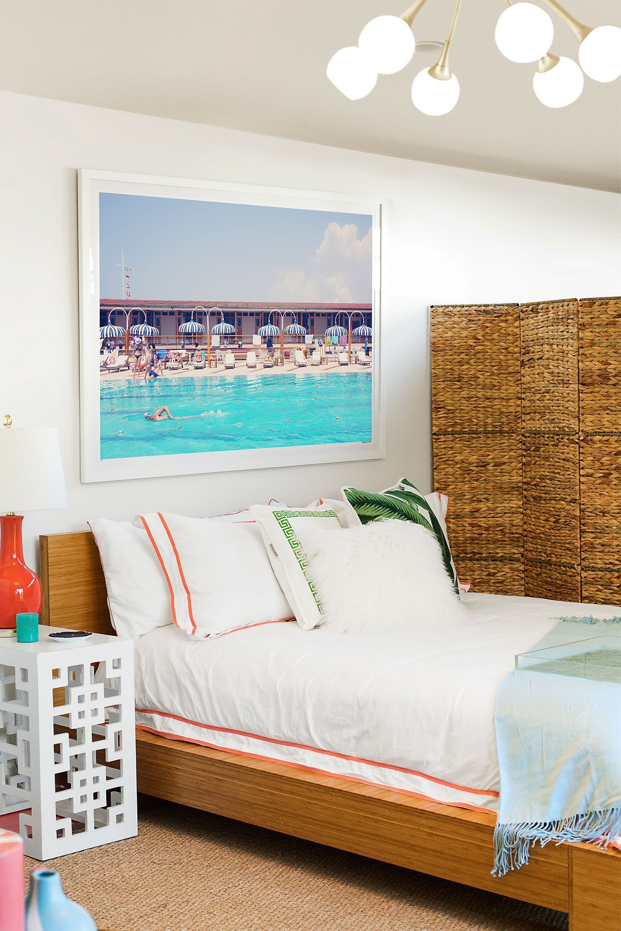 Create privacy with a rattan screen goodhousemag roomdividerart