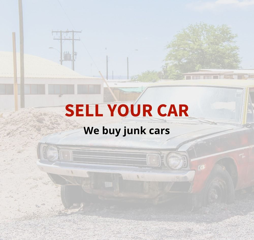 Looking for someone that buys junk cars for cash nearby