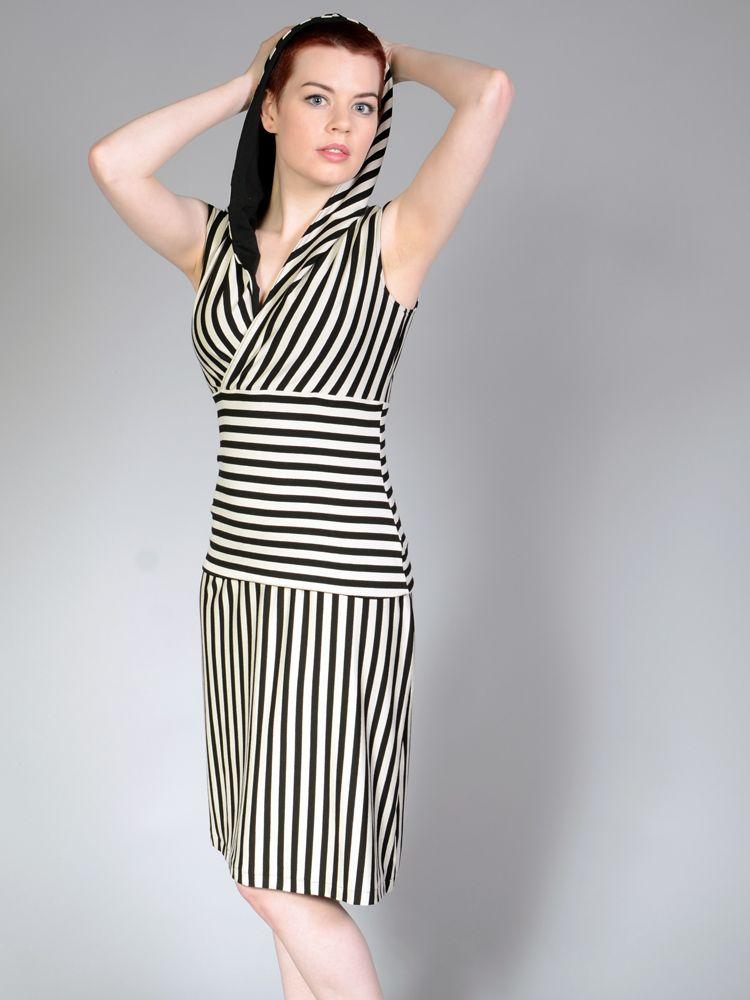 Harriet Dress - Skip to my lou $154 www.garnishapparel.com