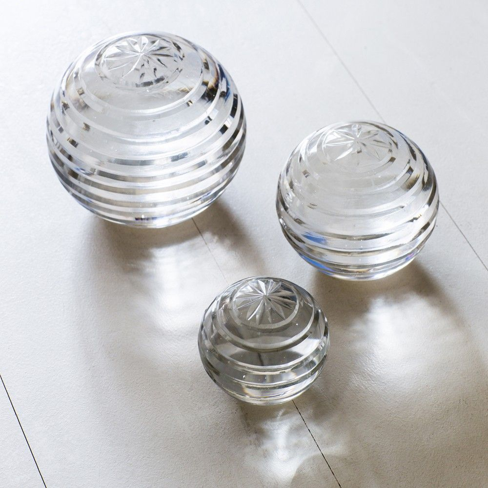 stock balls image glass photo rounded decor decorative of