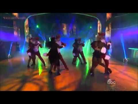 Dancing with the Stars 2013 Season 17 Week 7 : Team FoxingAwesome - DWTS. Not Ylvis themselves, but worth watching.