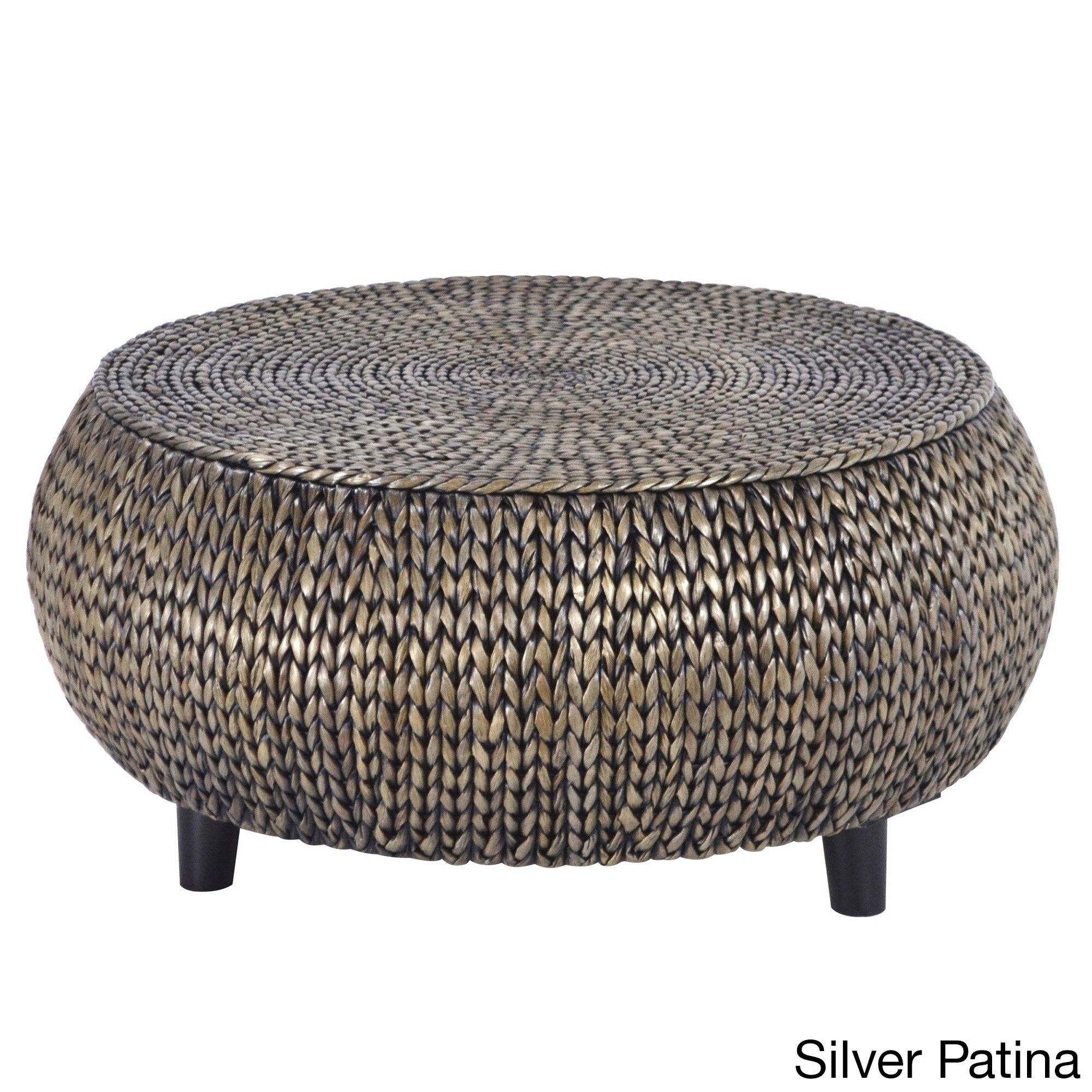 Gallerie decor bali breeze low round coffee table sofa end gallerie decor bali breeze low round coffee table geotapseo Image collections