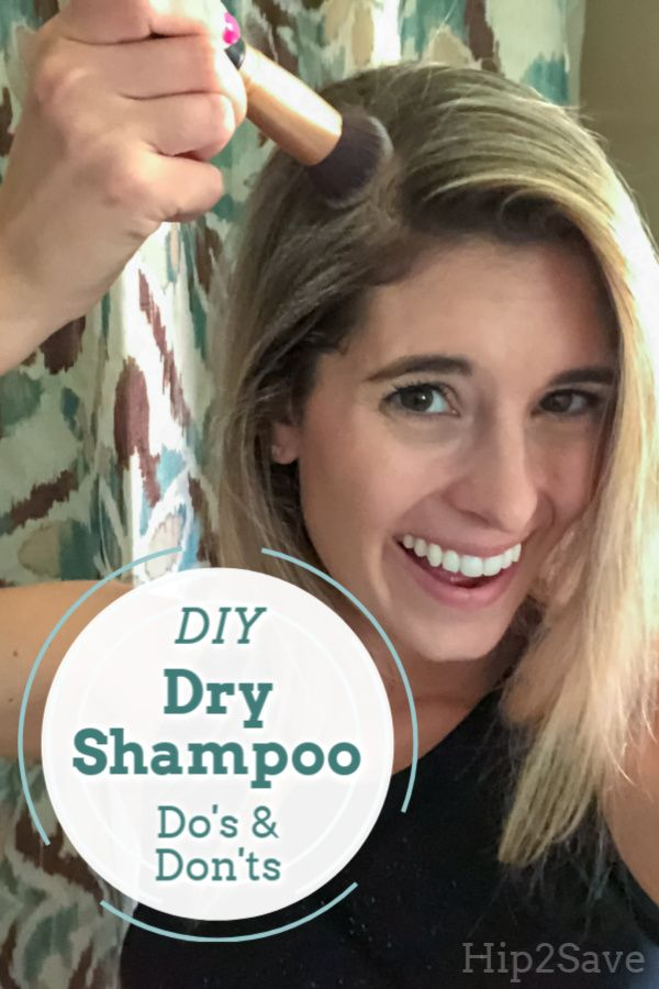 I Tried DIY Dry Shampoo  Heres What Happened