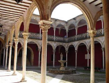 Casa De Las Torres úbeda Jaén Mansión De Estilo Plateresco Y Su Cronología Del S Xvi Es La Primera Mansión Palac Spanish Architecture Andalusia Andalucia