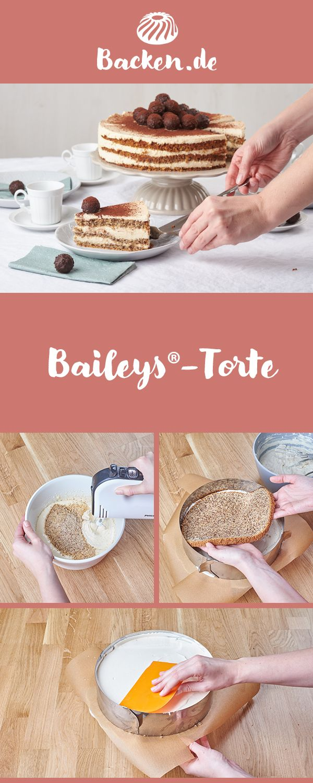 Baileys®-Torte #favoriterecipes