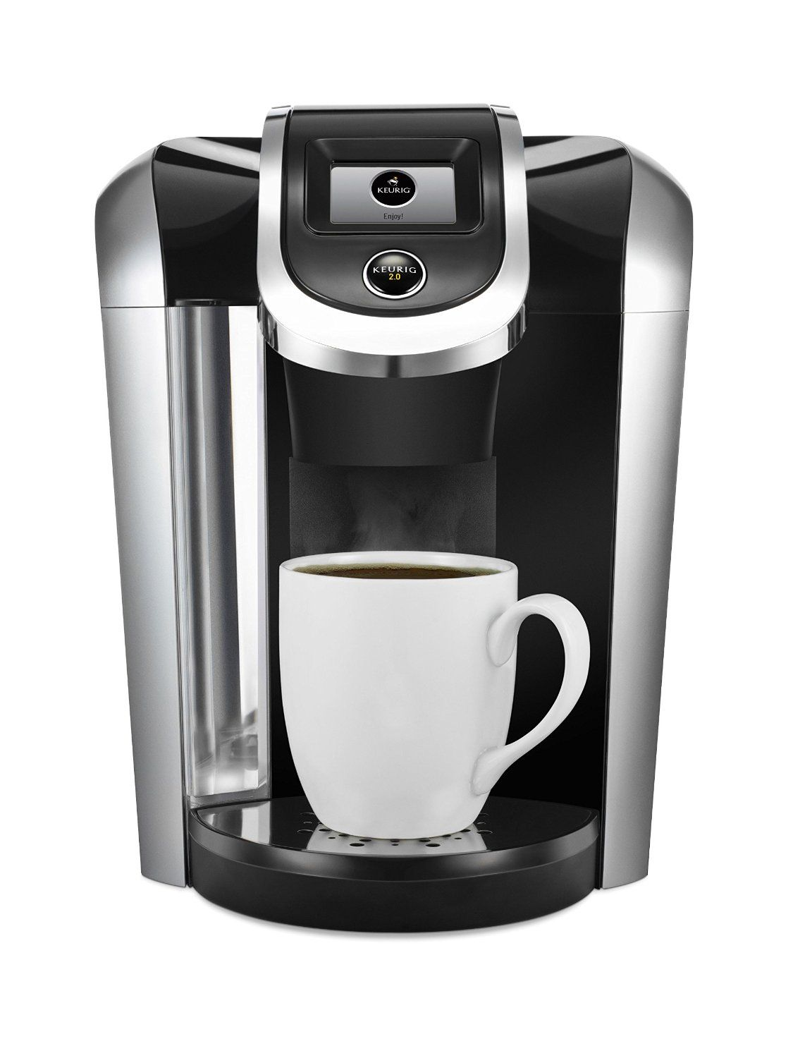how to make iced coffee with keurig k supreme plus