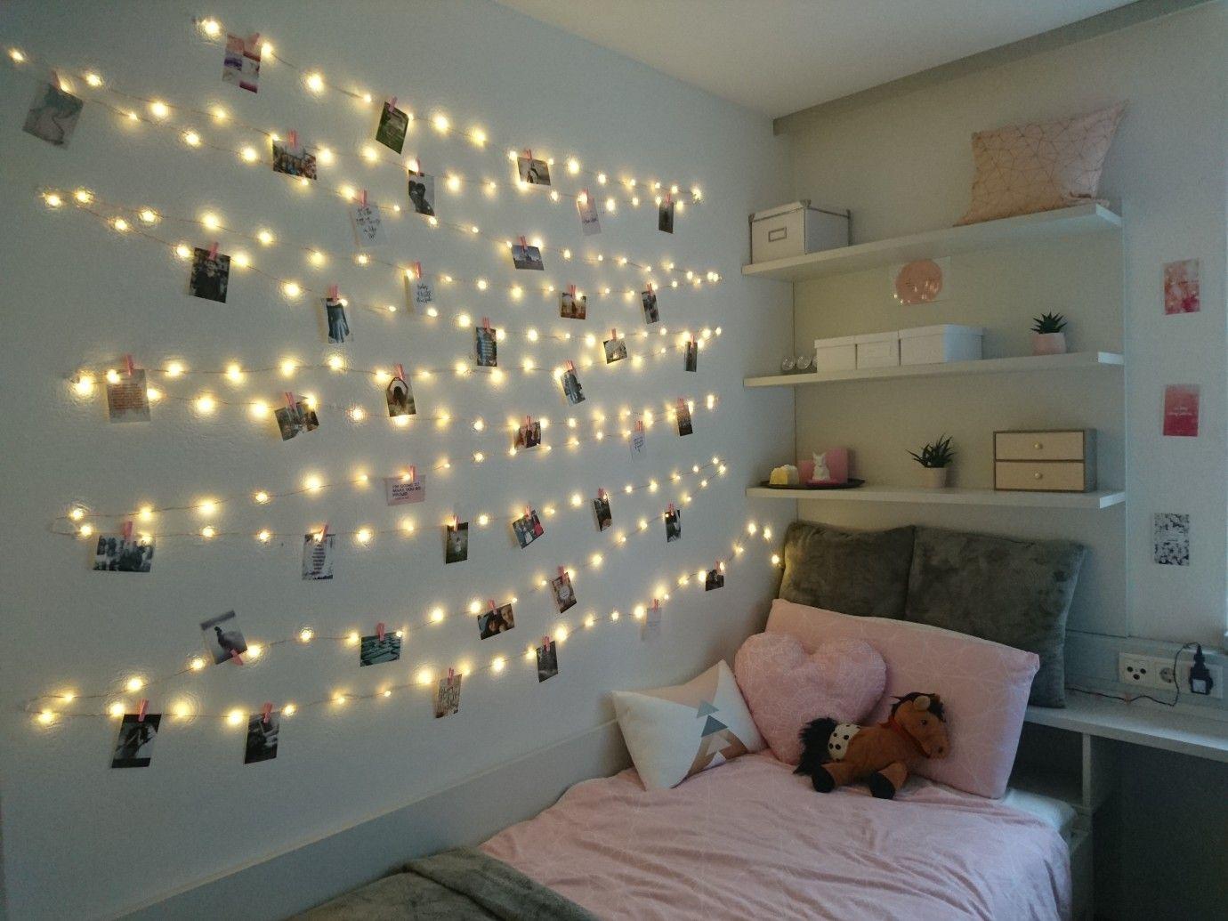 47+ Fairy lights in dorm room trends