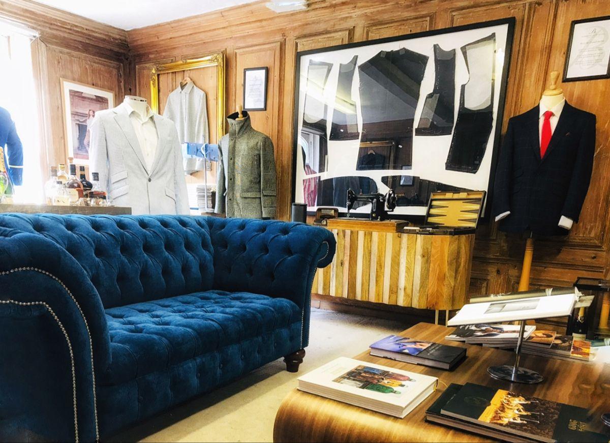Bespoke Tailor Bespoke Tailoring Bespoke Clothing Bespoke