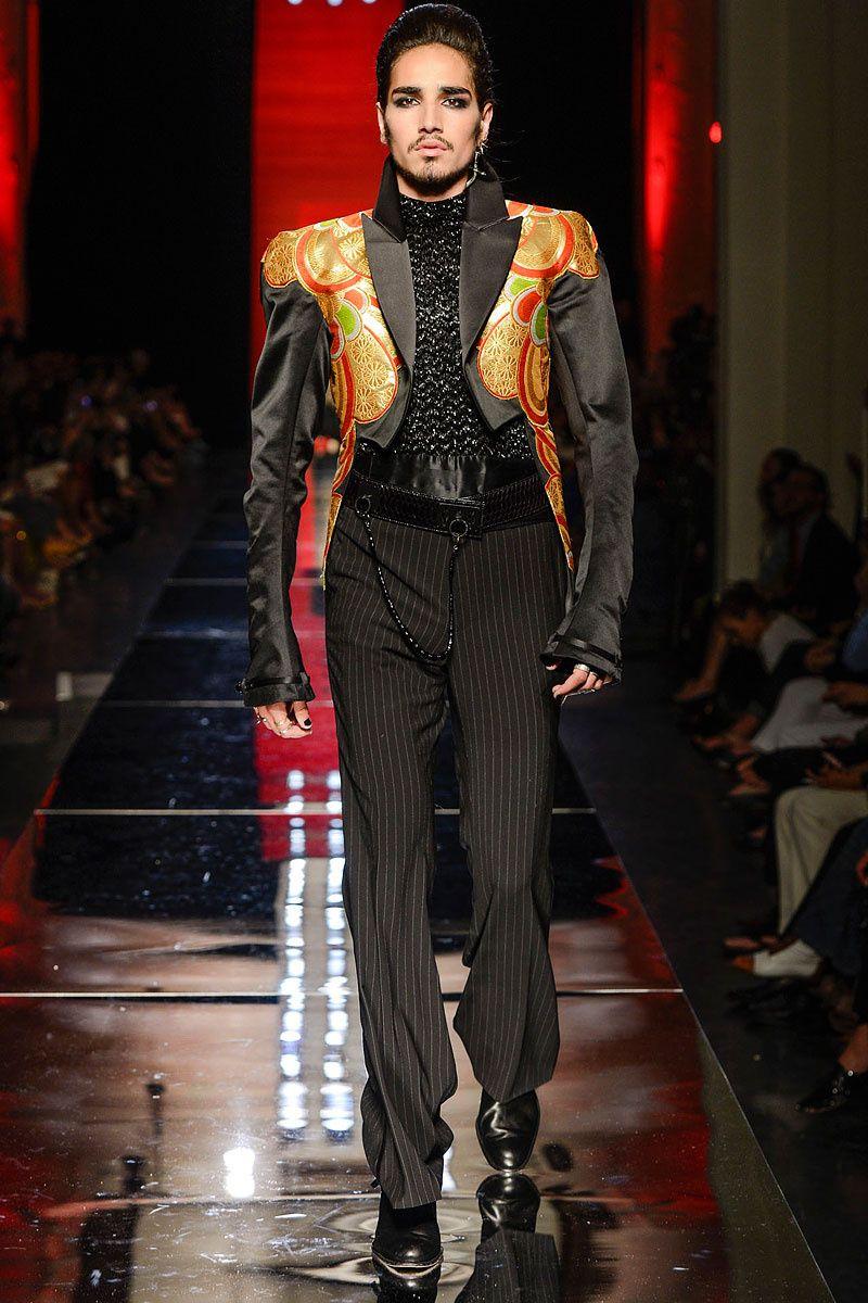 Jean Paul Gaultier Haute Couture - Fall 2012