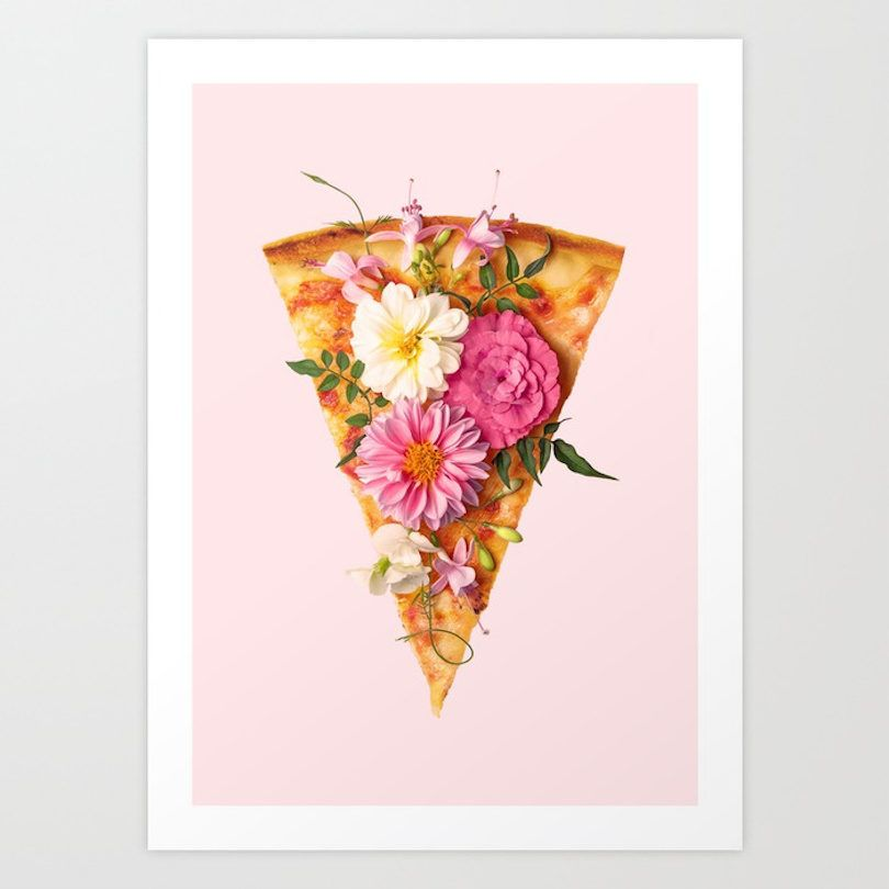 Tasty Food-Related Art Prints from Society6 - Design Milk