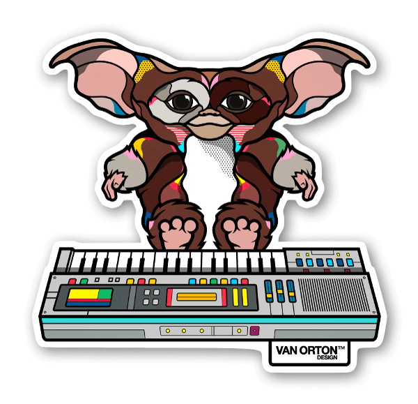 Gizmo sticker
