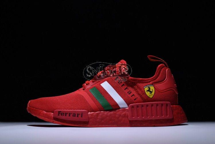9912f36ae Ferrari x Adidas NMD R1 Boost BA7788