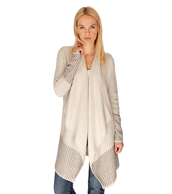 Lucky Brand® Waterfall Cardigan at www.carsons.com | how to layer ...
