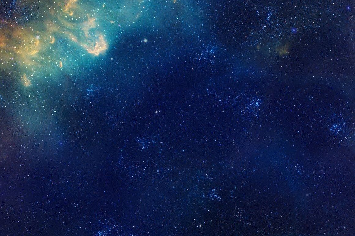 Space And Galaxy Backgrounds Vol 1 Galaxy Background Presentation App Linkedin Background
