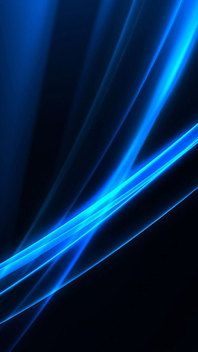 Blue light iPhone 5s wallpaper Iphone 5s wallpaper