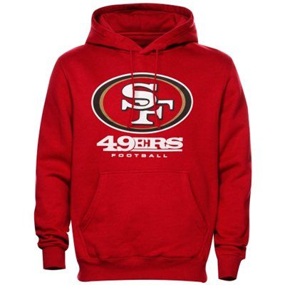 San Francisco 49ers Critical Victory Pullover Hoodie - Red  2257389f2