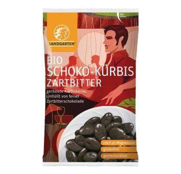 Bio Schoko Kürbis Zartbitter*