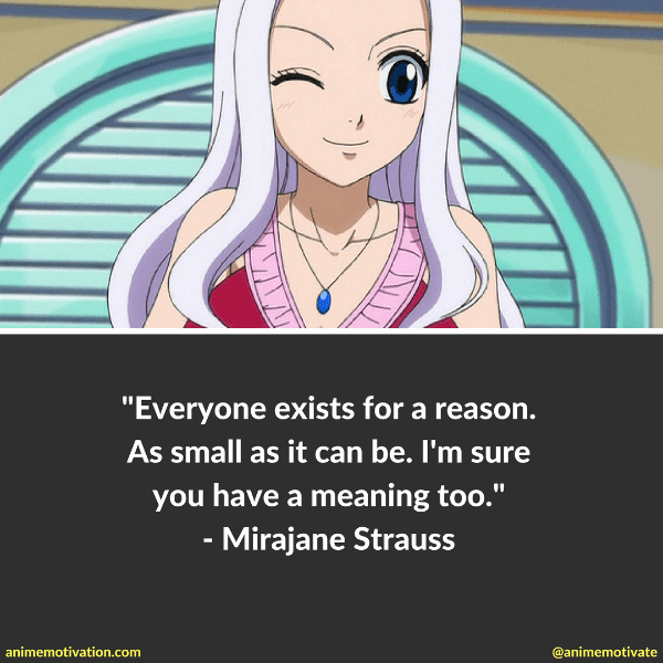 7 Mirajane Strauss Quotes Fairy Tail Fans Will Love