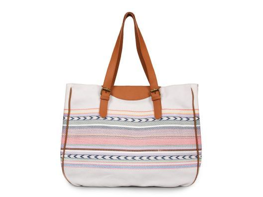 a918957365ef Harlow Canvas Tote by Imoshion from Elise Loehnen on OpenSky ...