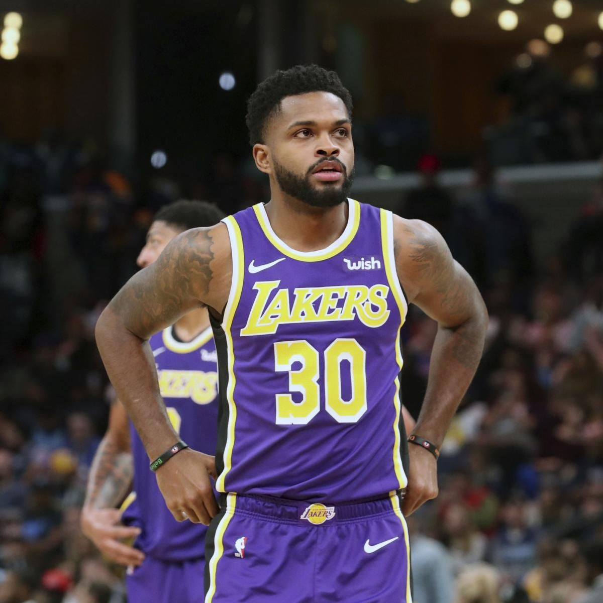 Lakers News Troy Daniels Waived By Lal Will Become Free Agent In 2020 Free Agent Memphis Grizzlies Los Angeles Lakers