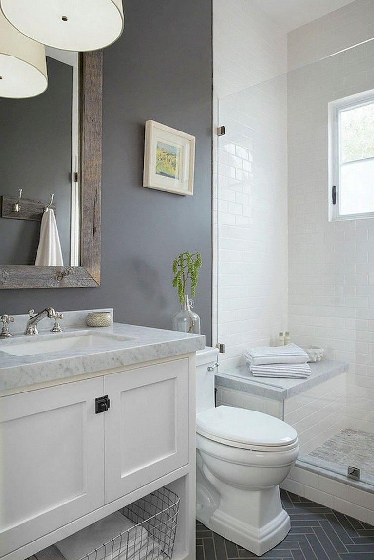41+ Cool Small Studio Apartment Bathroom Remodel Ideas ... on Small Apartment Bathroom Ideas  id=28521