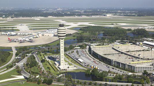 MCO/Orlando Airport | orlando international airport (mco) | Central Florida ...near Disney