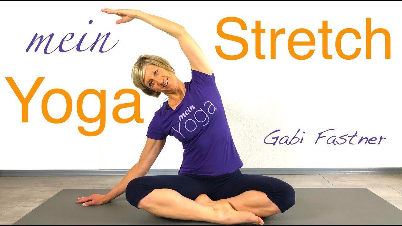 22 min. �️ sanftes Stretching ohne Geräte, mein Yoga