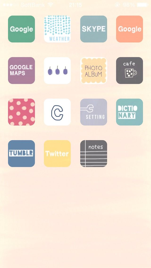 Cocolog Iphone App Layout Iphone Design App Icon Design